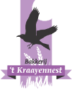 Logo Bakkerij 't Kraayennest